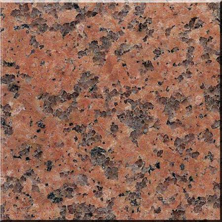 Tianshan Red Granite Countertops